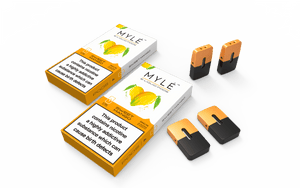MYLE SWEET MANGO FLAVOR - 10 PACKS