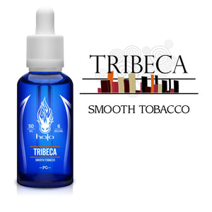 TRIBECA - ULTRA SMOOTH TOBACCO - BLUE LABEL