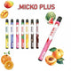 MICKO PLUS DISPOSABLE PODS