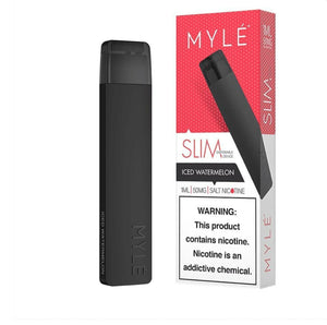 MYLE SLIM KIT - WATERMELON ICE  DISPOSABLE DEVICE