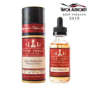 ELO TOBACCO - RED COLLECTION - NEW