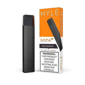 MYLE MINI 2 - ICED MANGO DISPOSABLE DEVICE