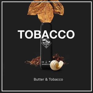 Tugboat V1 - Tobacco -  Disposable Vape Devices