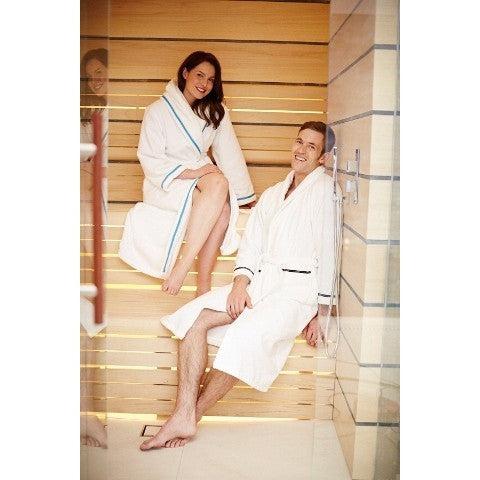 White Spa Bathrobe