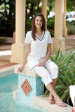 Zeta Spa Tunic Cream - Fashionizer Spa