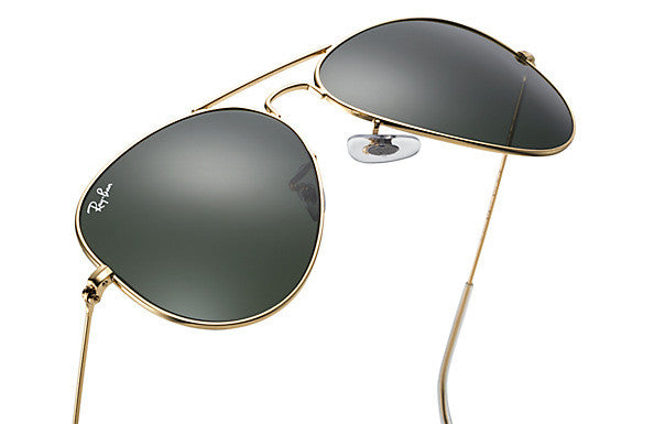 ray ban aviator rb3025 l0205  Ray Ban - AVIATOR CLASSIC (RB3025 L0205 58-14 ) \u2013 Wearify