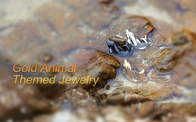 Gold Animal Themed Jewelry