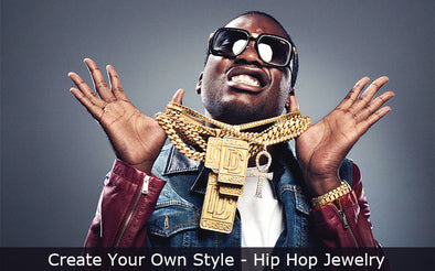 Create Your Own Style Hip Hop Jewelry