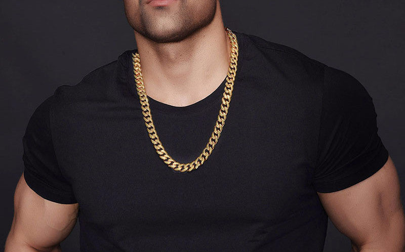 How long does a U7 gold plated chain last ?
