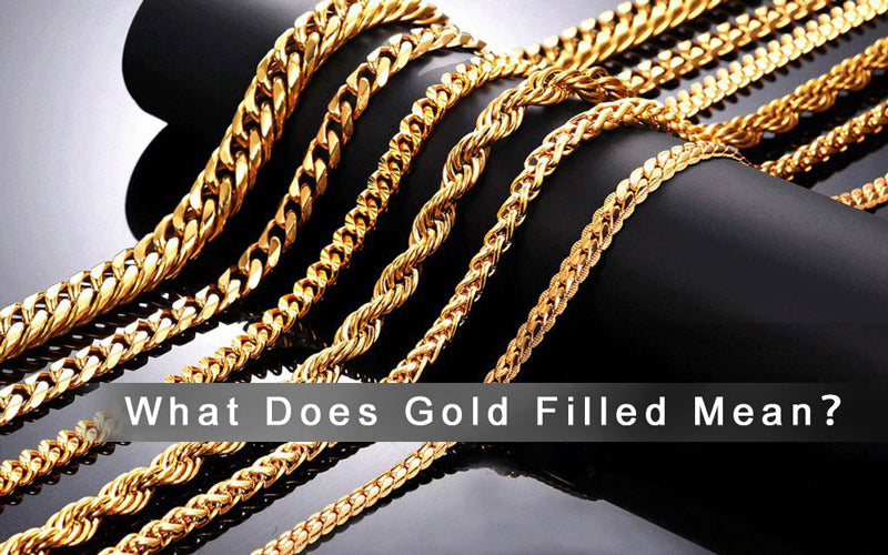 What Does Gold Filled Mean?