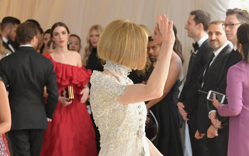 Will This be Anna Wintour's Final Met Gala ?