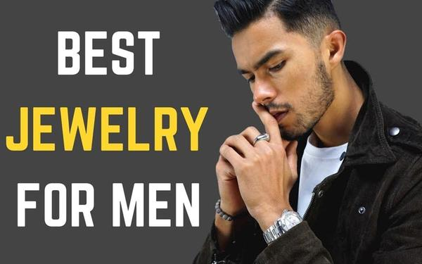 Best 5 Kinds of Jewelry for Men to Wear