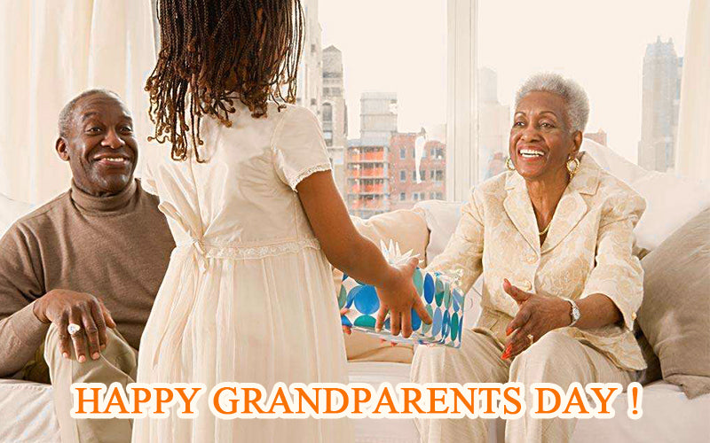 Gift For Grandparents-National Grandparents Day 2018