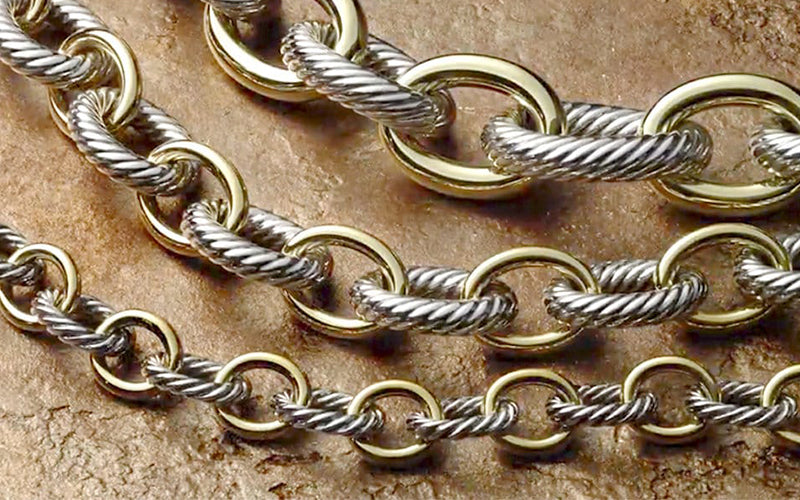 Cable Chain Necklace Designs For You