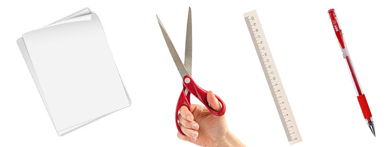 How to measure ring size-Use a Strip Of Paper