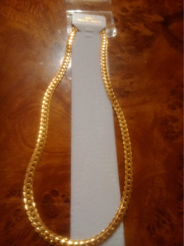 U7 Jewelry Store BUY'S SHOW-gold plated chain
