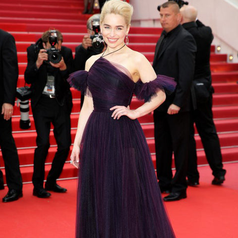 Cannes Film Festival 's Fashion-Hoop Earrings