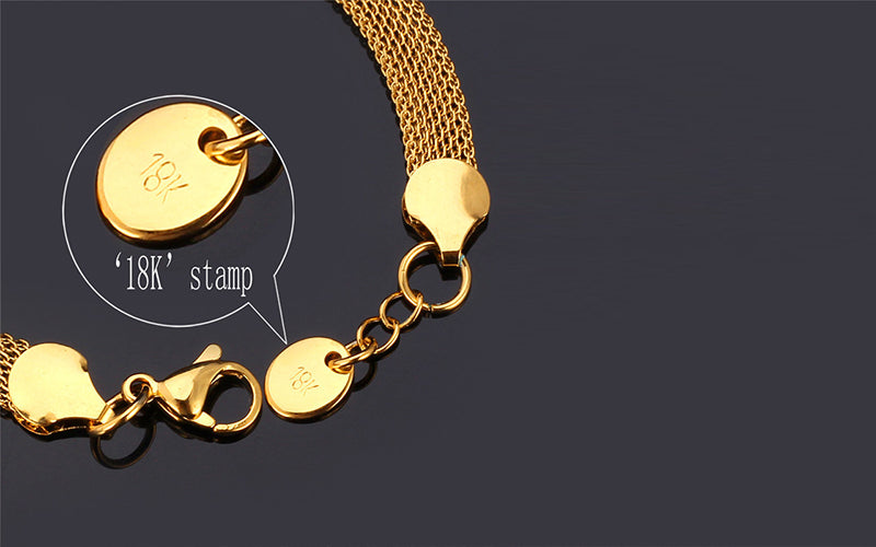 Difference Between 18K Gold and 18K Gold Plated Jewelry