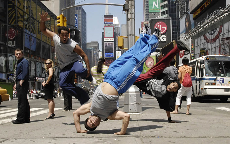 Hip Hop History in the Bronx Break Dance