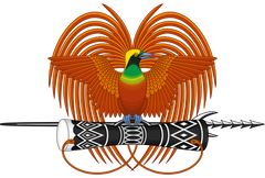 National Emblem of Papua New Guinea