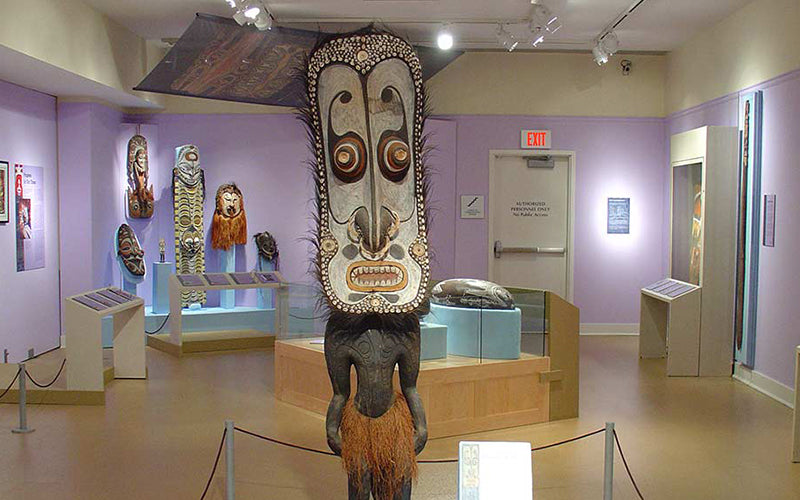 Papua New Guinea Indigenous Mask