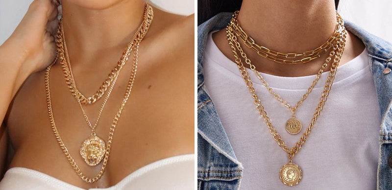 gold chain for men and women