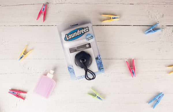 Laundreez, the portable clothes washer for home and travel.