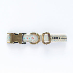 Geronimo dog collar - The Bark Co. Handmade dog Collar
