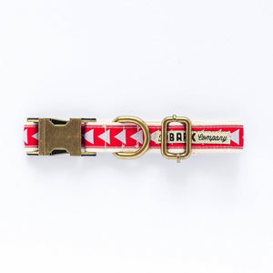 Wovoka II dog collar - The Bark Co. Handmade dog Collar