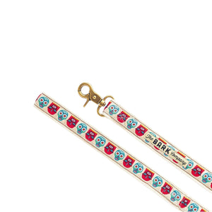 Frida Dog Leash - The Bark Co. Handmade dog Leash