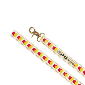 Fries dog leash - The Bark Co. Handmade dog Leash