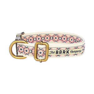 Lisboa Dog Collar - The Bark Co. Handmade dog Collar