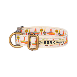 Mexico dog collar - The Bark Co. Handmade dog Collar
