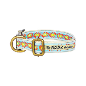 Navajo dog collar - The Bark Co. Handmade dog Collar