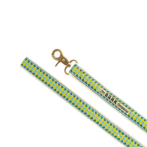 Pineapple Dog Leash - The Bark Co. Handmade dog Leash