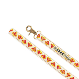Pizza Dog Leash - The Bark Co. Handmade dog Leash