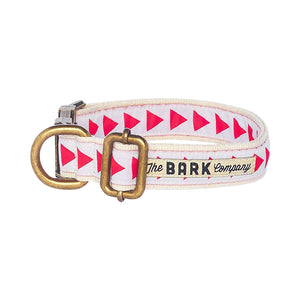 Wovoka dog collar - The Bark Co. Handmade dog Collar