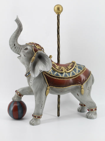 Circus Elephant Decoration - Large Circus Dumbo elephant