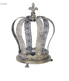 Candle Holders: Crown