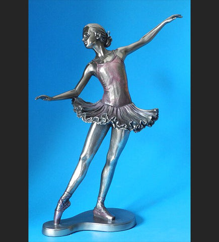 Sculptures – Swan Lake Ballet – Bronze Ballerina Figuring