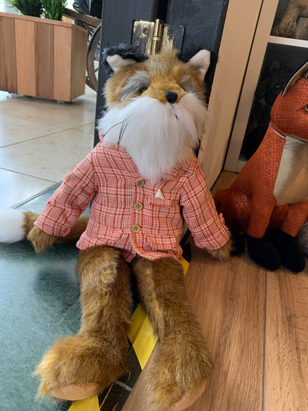 Fox Doorstops - Animal Doorstops - Mr Fox