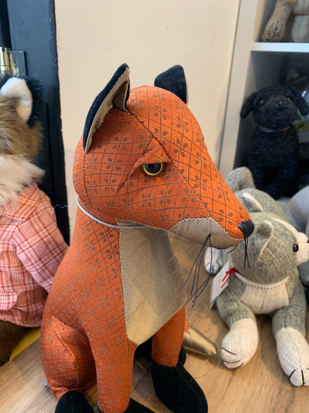 Fox Doorstops - Animal Doorstops - Mr Fox medium size