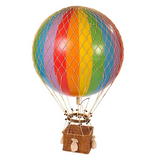 Hot Air Balloon –Vintage Balloons  – Nursery Decoration – MODEL HOT AIR BALLOONS