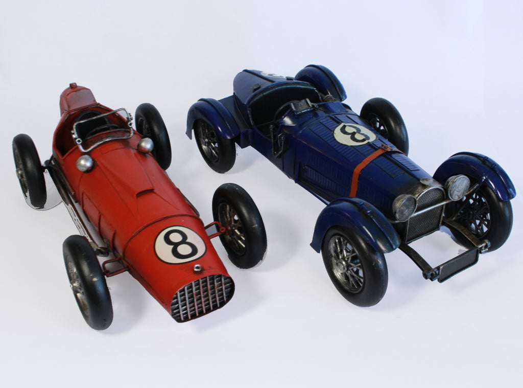 Pleasing Red Model Racing Cars Retro Cars Sports Cars Dads Gift Download Free Architecture Designs Scobabritishbridgeorg