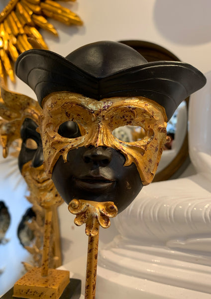 Mask Decoration –  The Duke of Malfi  – Venetians Mask