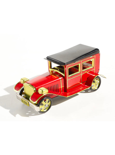 Retro Toy Wind-Up cars – Automobile Old Rolls Royce