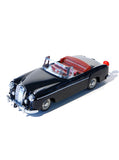 Rollfix Cabrio 1085, Mercedes Black Classic Car Model Limited Edition – Grand Prix