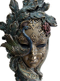 Mask wall decoration –  Venice Carnival Mask – Venetians Mask  – Peacock Mask Wall Plaque