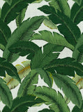 Tommy Bahama Swaying Palms Aloe Fabric, INDOOR/OUTDOOR Fabric, Price per Yard
