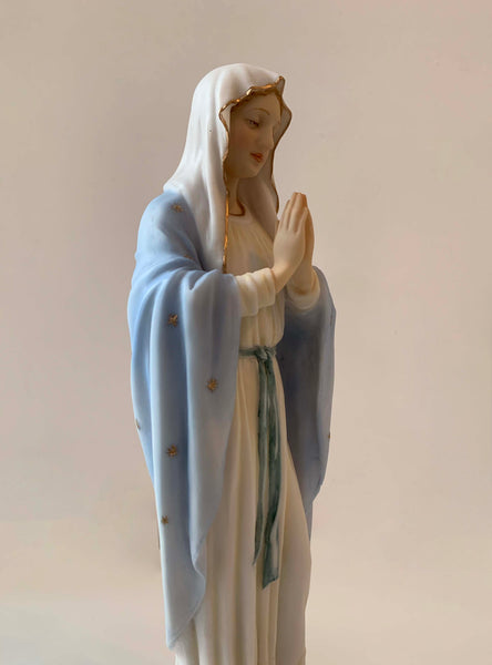 Virgin Mary – Christian Art Sculptures – Christ – Statue of Mary